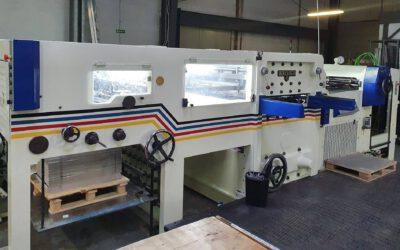 Automatic Die-Cutter Iberica DG-60