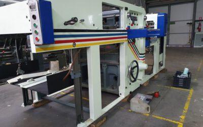 Automatic die-cutter Iberica FL50